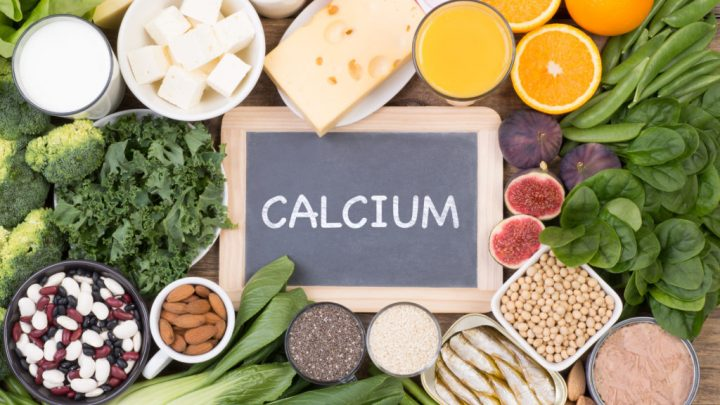 Micronutrients for the Endurance Athlete: Calcium (Ca+)
